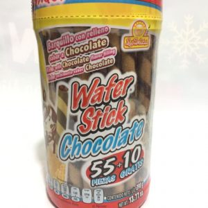 BARQ CHOC WAFER STICK 55+10P/6GRS
