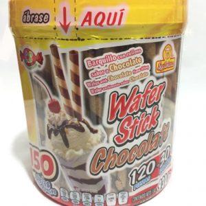 BARQ CHOCOLATE WAFER STICK 120+30PZ/6.2GR