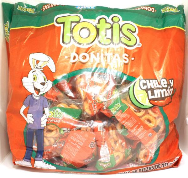 DONITAS TOTIS CH-L 25P/10G