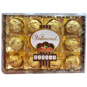 CHOCOLATE VOLLMOND RECT 12P