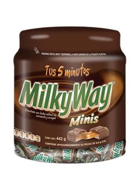 MILKY WAY MINIS 52P/8g