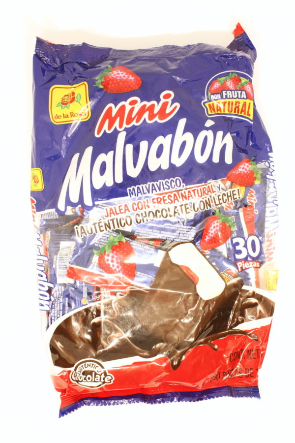 MALVABON MINI 30P/10G