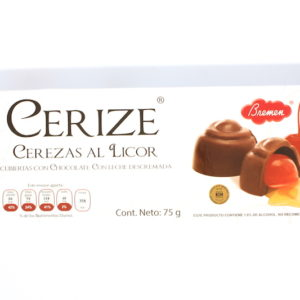 CEREZAS AL LICOR BREMEN 75G