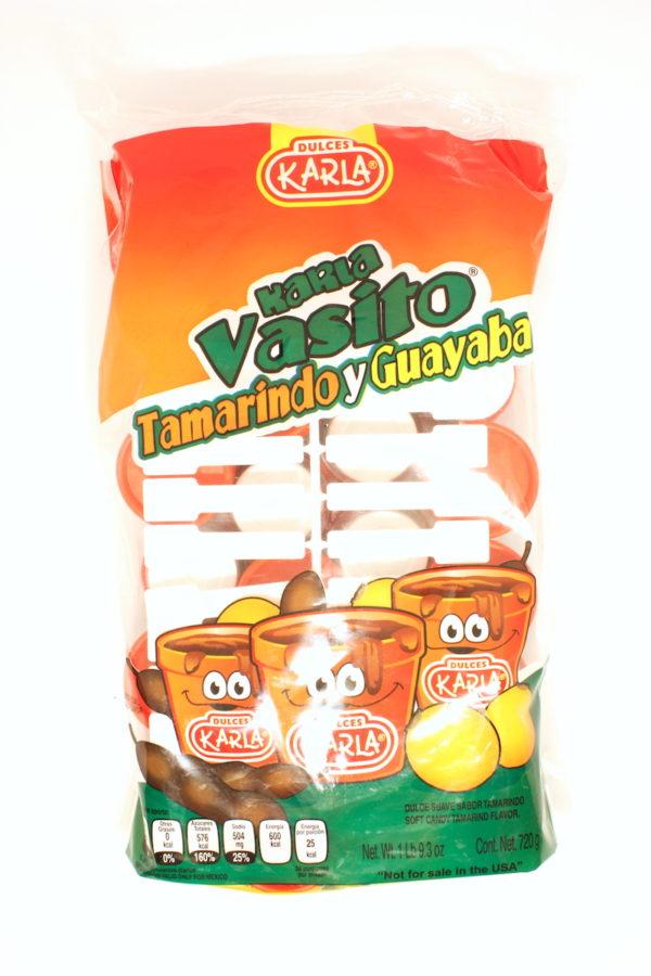 VASITO KARLA CHICO 24P/30G