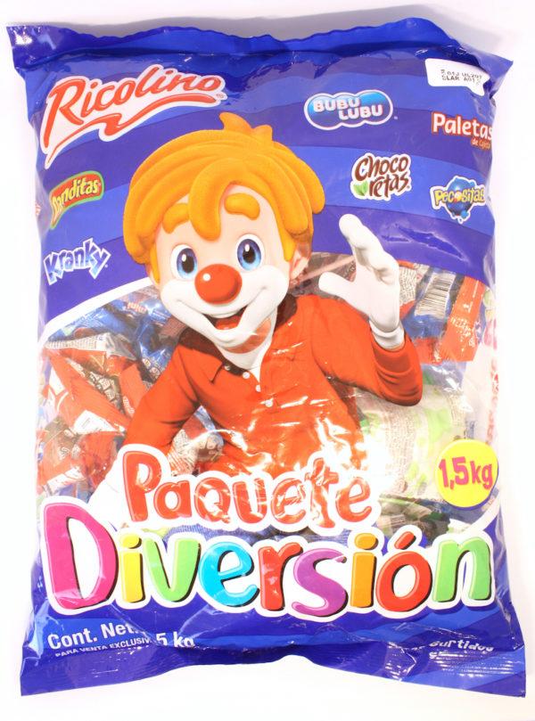 PAQ DIVERSION RICOLINO 1.5K