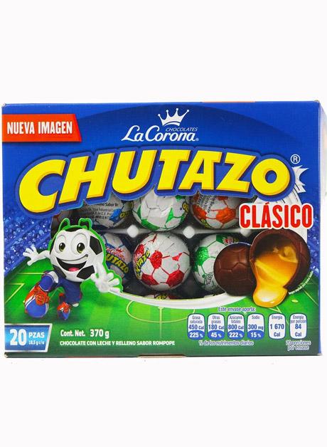 CHUTAZO 20P/18.5g