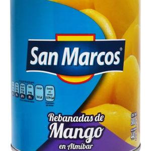 MANGO REBANADA EN ALMIBAR 800G
