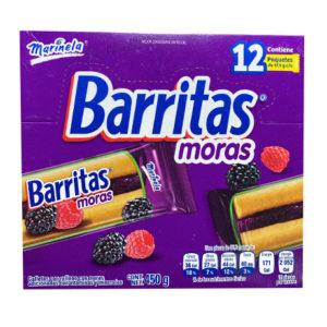BARRITAS MORAS 12P/33.5G