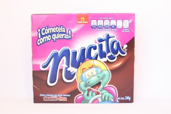 NUCITA CHOC-FRE 16P