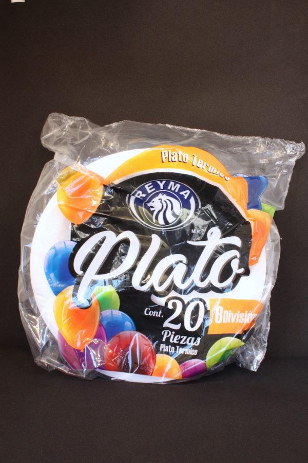 PLATO TH REYMA C/D 20P