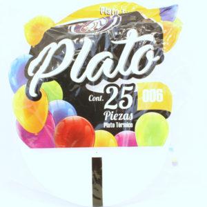PLATO PAST TH NO.6 REYMA 25P