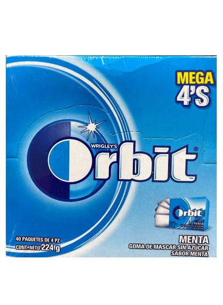 ORBIT 4 s MENTA 40P/5.6GRS