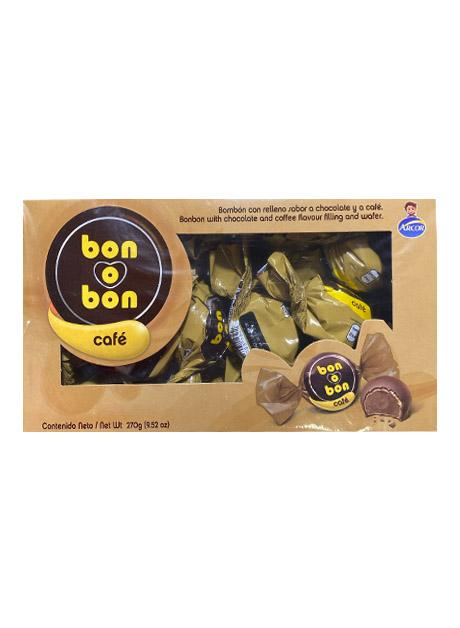 BON O BON CAFE 18P/15G