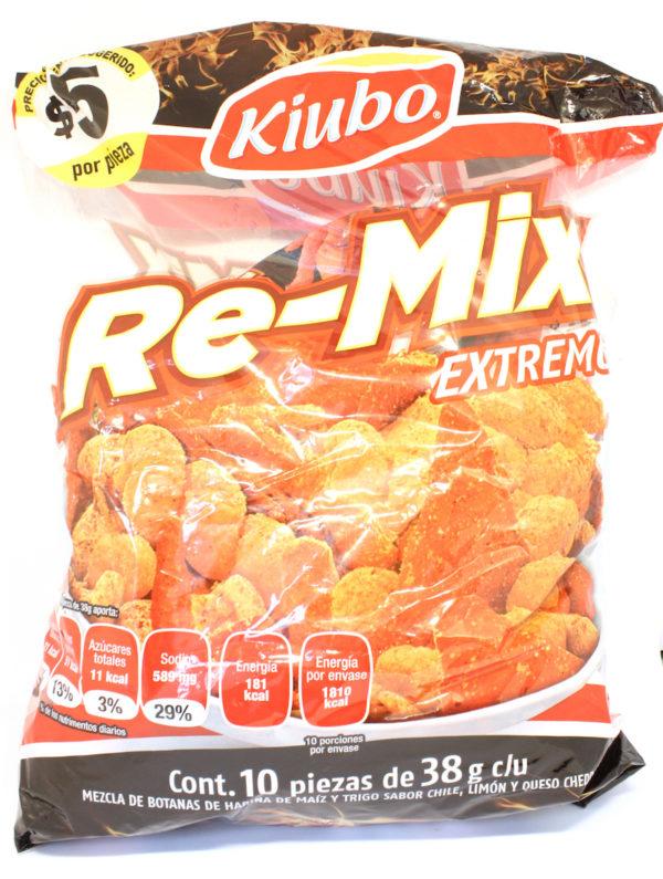KIUBO RE-MIX EXTREMO 10P/38G
