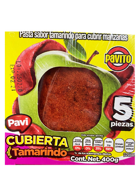 COB TAM PAVITO 5P/80G