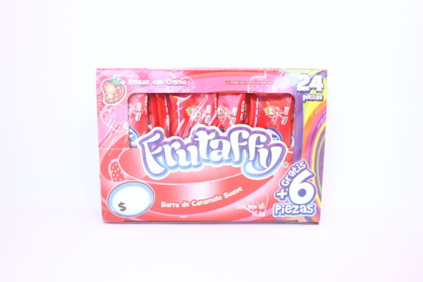 FRUTAFFY FRE/CRE 24P/6G
