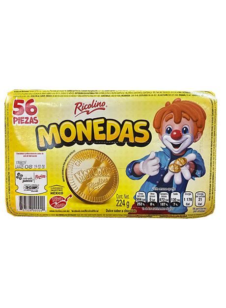 MONEDA RICOLINO 56P/4G